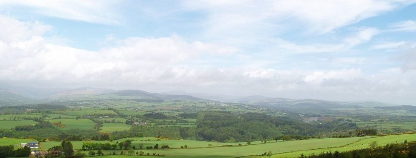 Irish countryside (photo by Brian Lary, freeimages.com)