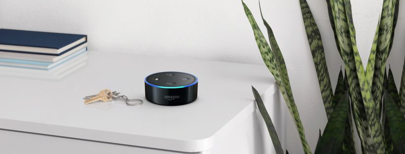 Amazon Echo Dot - Alexa for Language Learning