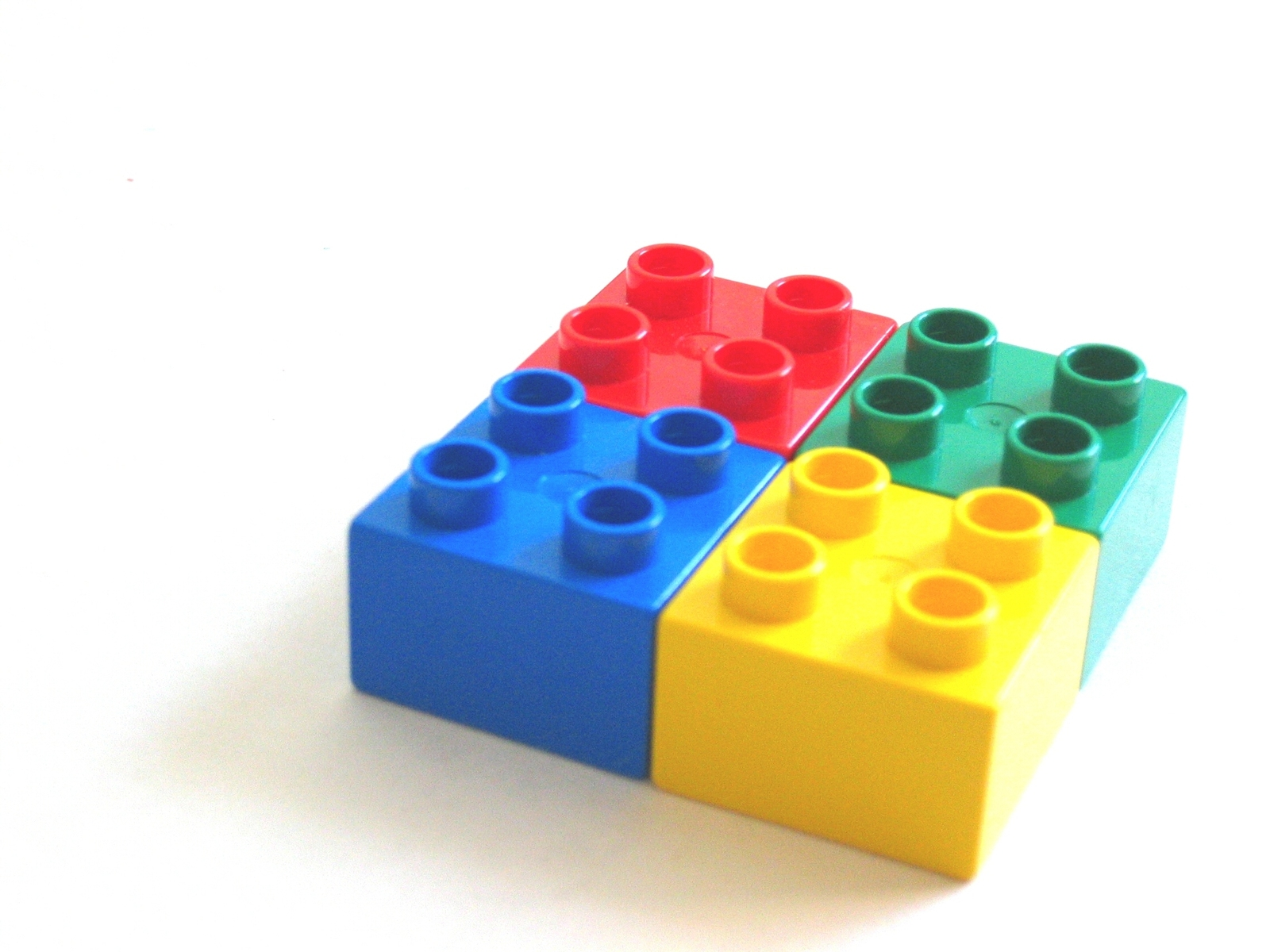 Building Blocks. Image by Jeff Prieb, FreeImages.com.